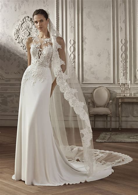 Robe de mariée Aeryn: San Patrick collection 2019 Paris