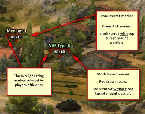 Images - Aslain's XVM Mod - Mods - Projects - World of
