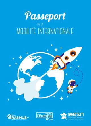 Passeport de la mobilité internationale - IxESN France