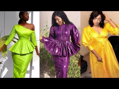 Zsmeye 2016 Hommes African Bazin Mix Traditional Clothes