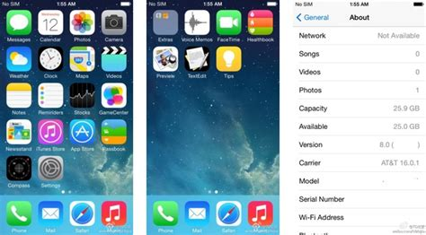 Leaked iOS 8 Screenshots Reveal New Preview, TextEdit