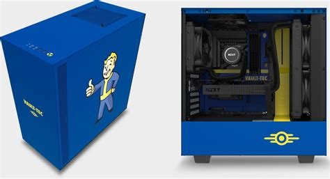 For nearly $500, you can own a Fallout-themed case and