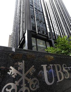 UBS seeks space in the New York area   NJ