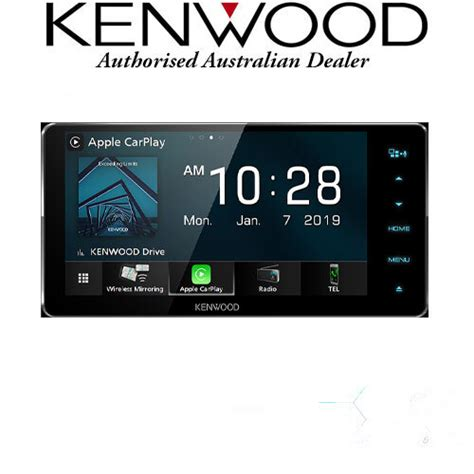 Kenwood DDX919WS Wireless apple car play / android auto
