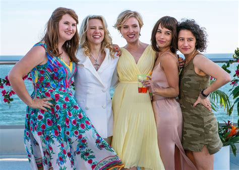 'Rough Night' Director on Capturing the Essence of