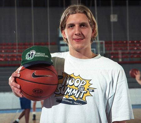 Who is Dirk Nowitzki? Some Glimpses in His Personal and