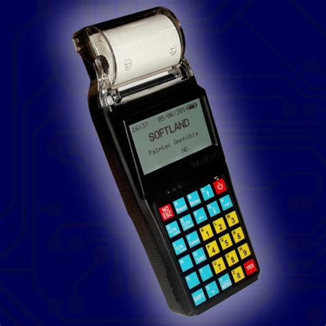 Parking Slip Printing and Payment Collect Machine