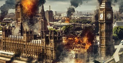 London Has Fallen Delayed to March 2016 - ComingSoon