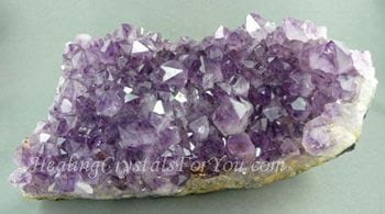 Amethyst Crystals Meaning & Uses: Embody Potent Violet