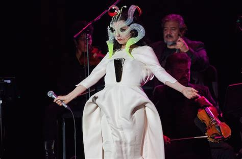 The Quietus | News | Björk To Debut New Live Show Next Year