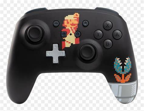 Controller , And An 8 Bit Mario Style Controller With