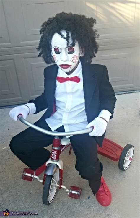 Jigsaw Boy's Halloween Costume