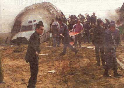 Accident of a Boeing 737 operated by Air Algerie