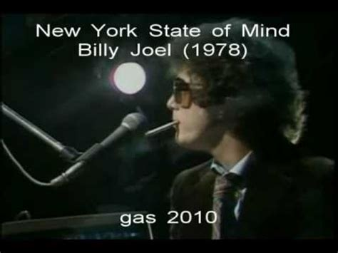 New York State of Mind - Billy Joel (1978) - YouTube