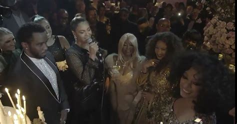 WATCH: Beyoncé Sings Happy Birthday to Diana Ross at Icon