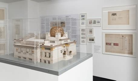 Too Modern for the First Row – The Architectural History