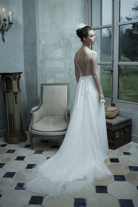 Robe de Mariée BANYULS Cymbeline Collection 2018