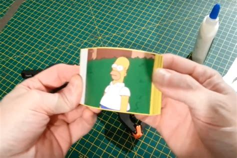 Turn Any GIFs Into A Physical Flip Book