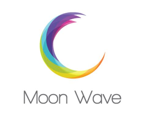 Abstract Moon Wave Designed by dalia | BrandCrowd