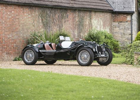 Built for the Gentleman Racer, the 1936 Aston Martin Red