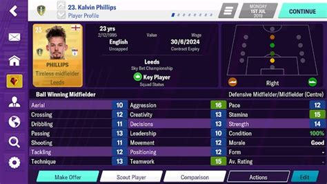 Download Football Manager 2020 Mobile 11