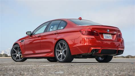 2015 BMW M5 review: No boy-racer, this is the gentleman's