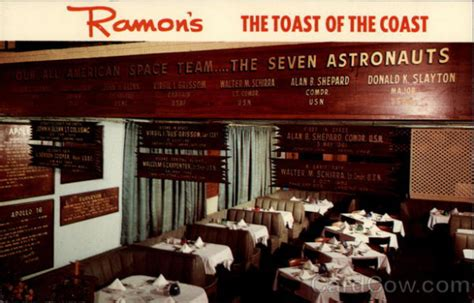 Historical PIcs of Space Coast Restaurants
