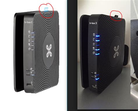 Bbox3 - support norme 802