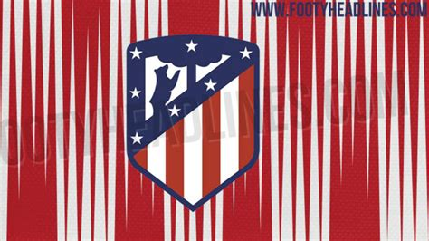 Atletico Madrid: Potential design for Atletico Madrid's