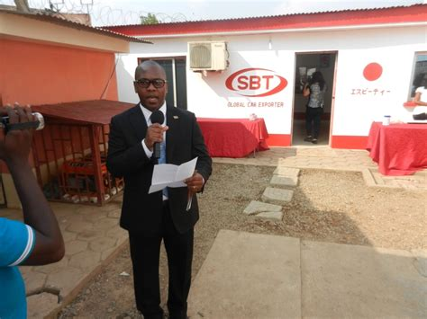 SBT Japan- Congo Office Launched Successfully - Car News