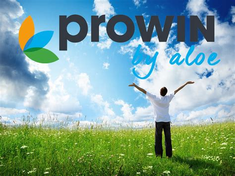 Catalogue Produits proWIN | proWIN by Aloe