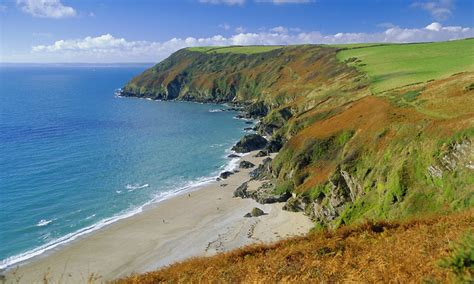 Secret beaches: The top five undiscovered coves in England