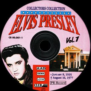 The Ultimate Consumer Picture Disc Collection - Elvis