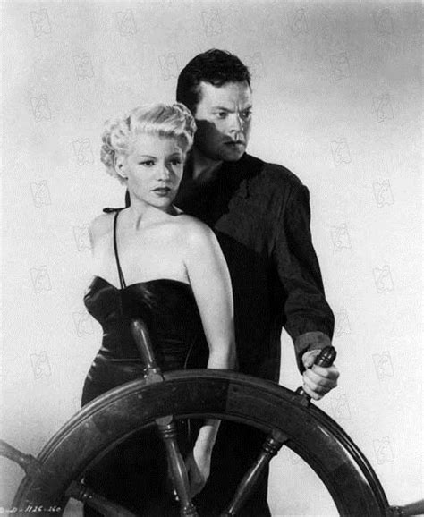 Photo de Orson Welles - La Dame de Shanghai : Photo Orson