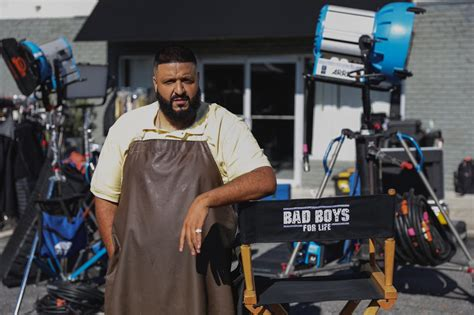 DJ Khaled Takes His Big Self to the Big Screen, Joins 'Bad