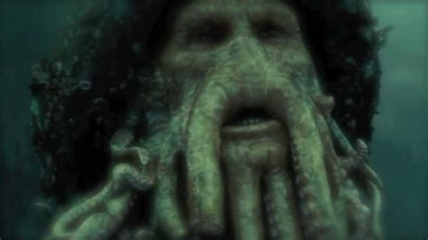 Davy Jones' Death (Pirates of the Caribbean: At World's