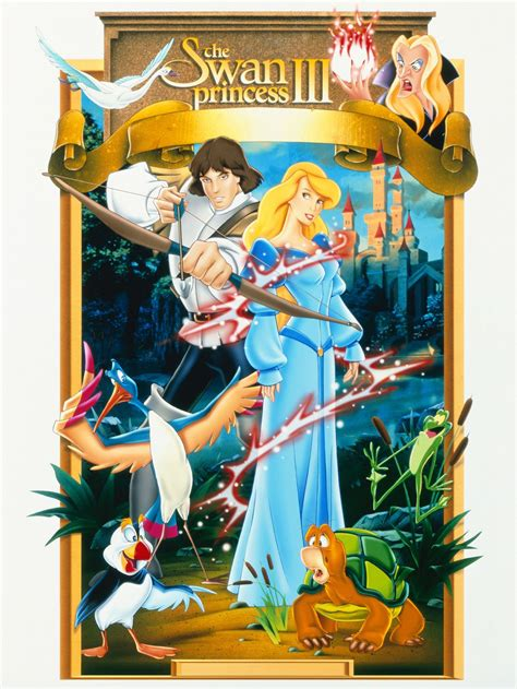 The Swan Princess III: And The Mystery Of The Enchanted
