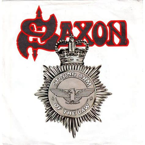 Saxon - Strong Arm Of The Law   Releases   Discogs