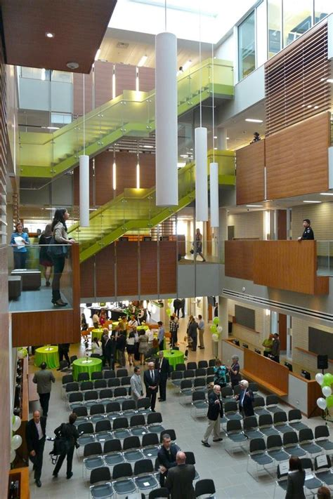 Centennial College Library and Academic Facility | Urban