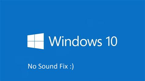 Guide to Get Rid of Audio Problems After Updating to