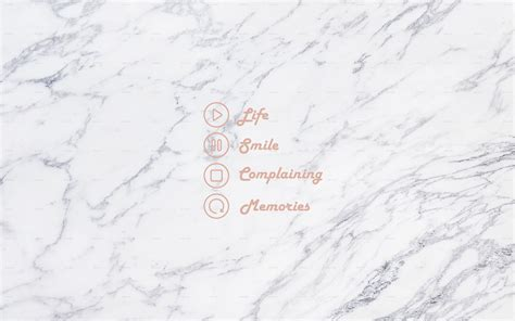 Fond D'écran Marbre ordinateur Inspirational Marble and