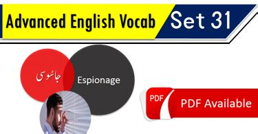 Daily Use Vocabulary | Daily Use English words with