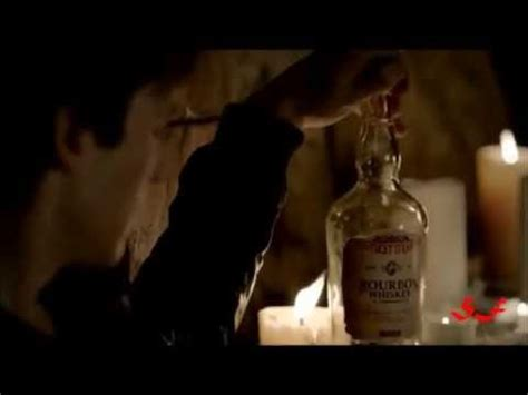 The Vampire Diaries Bourbon Commercial - YouTube