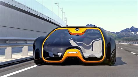 Opel H concept by Roman Zenin - YouTube