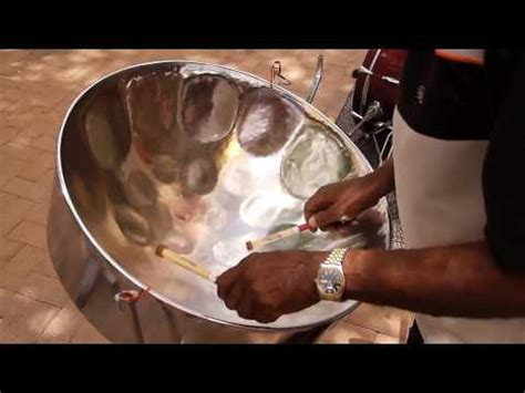 Steel pan band Curacao