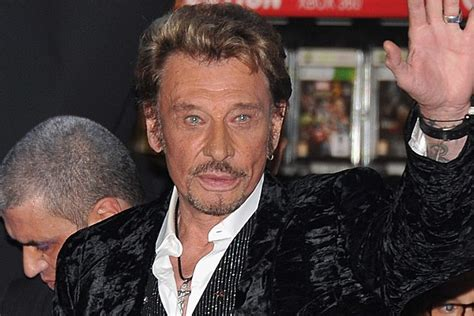French Superstar Johnny Hallyday Dead at 74
