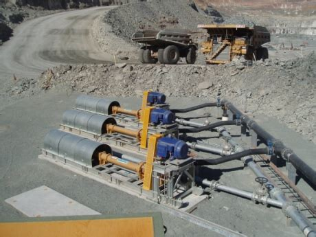 PIT DEWATERING PUMP STATION | Wilshaw - Consulting