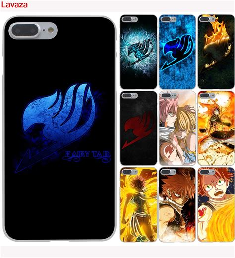 Lavaza Anime Manga Fairy Tail Hard Phone Case for Apple