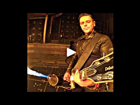 How Rammstein's Richard Kruspe Lost + Found His Love for Music