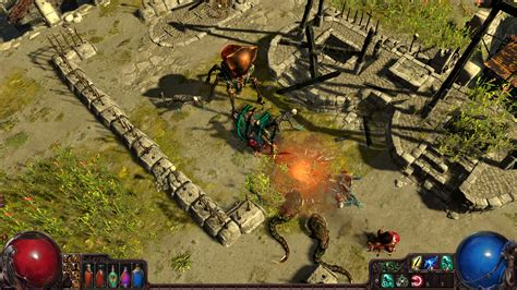 Path of Exile - MMOGames